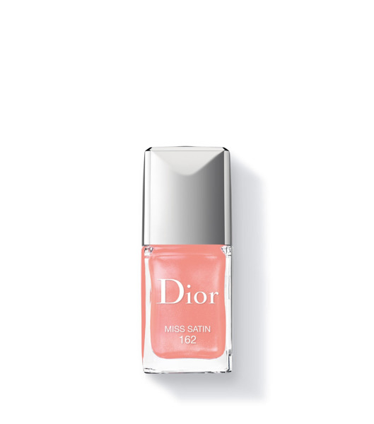 CHRISTIAN DIOR Nail Polish Vernis 162 Miss Satin-Limited Edition