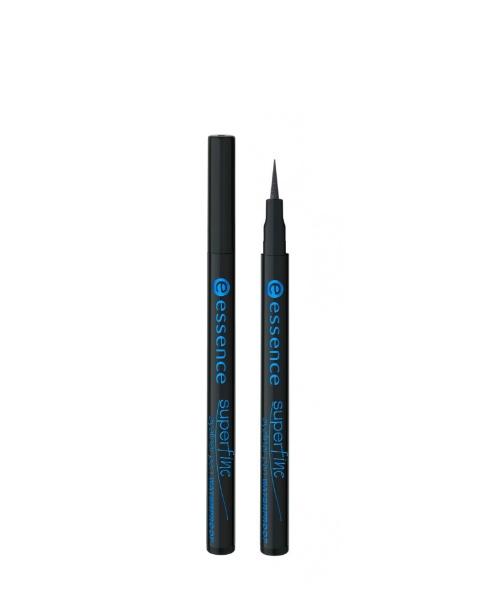 ESSENCE Eyeliner Pen Super Fine Waterproof Black