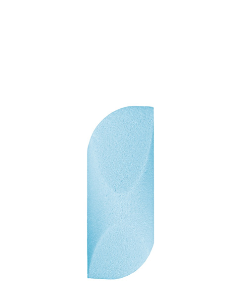 TITANIA Antibacterial Pumice Sponge 3000/6AB