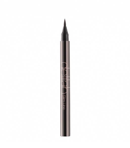 DELILAH Eye Liner Liquid Slim Line 1101 Onyx