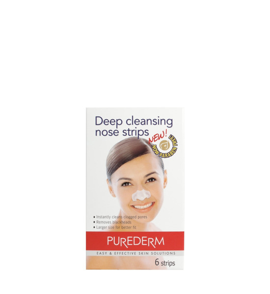 PUREDERM Deep Cleansing Nose Strips 6