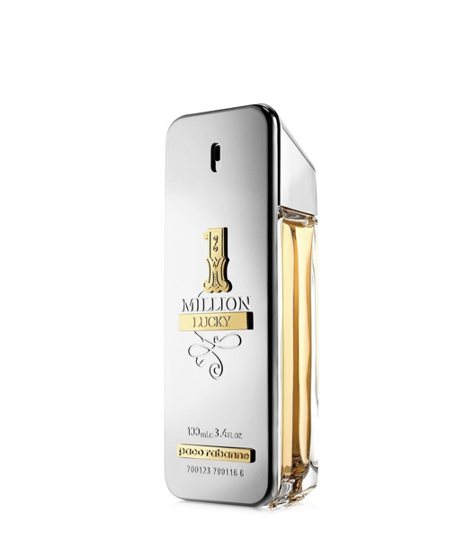 Picture of PACO RABANNE 1 Million Lucky Edt 100ml for Men