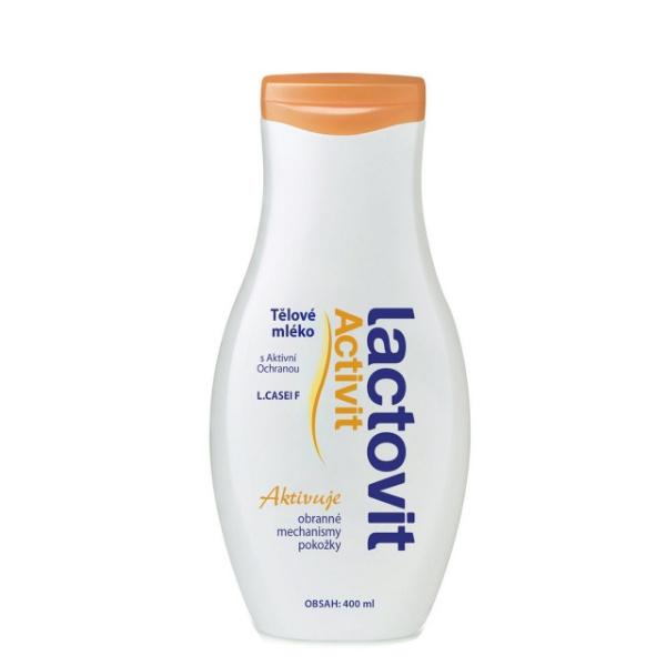 Picture of LACTOVIT Activit Body Milk 400ml