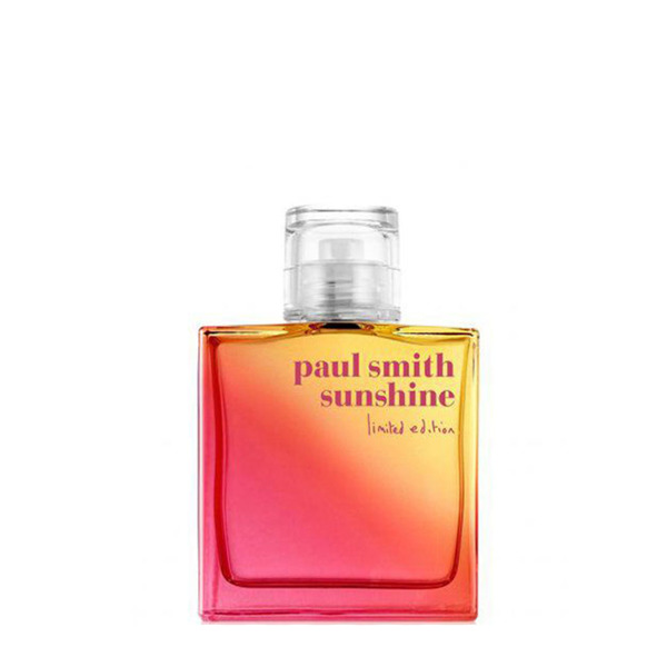 PAUL SMITH Sunshine Limited Edition 2015 For Women Edt 100ml W