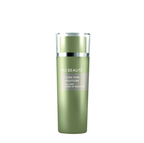 M2 BEAUTE Ultra Pure Solutions Oil Free Eye Make up Remover 150ml