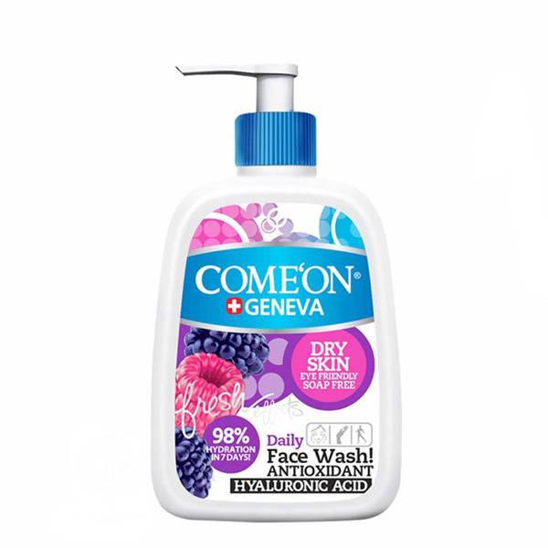 COMEON Face Wash For Dry Skin 500ml