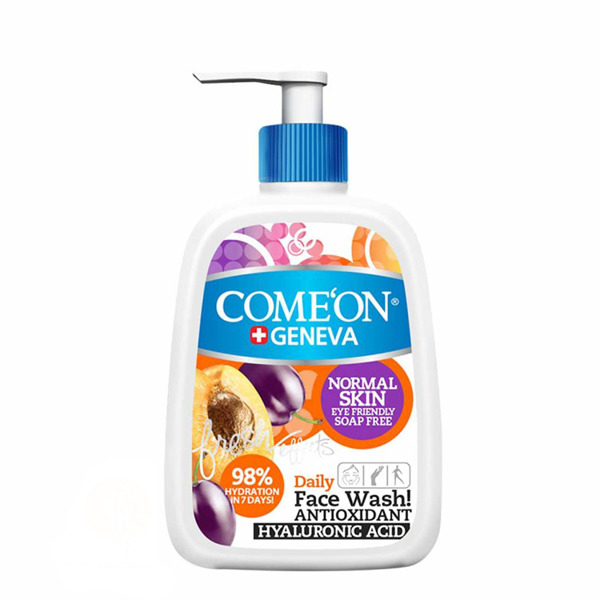COMEON Face Wash For Normal Skin 500ml