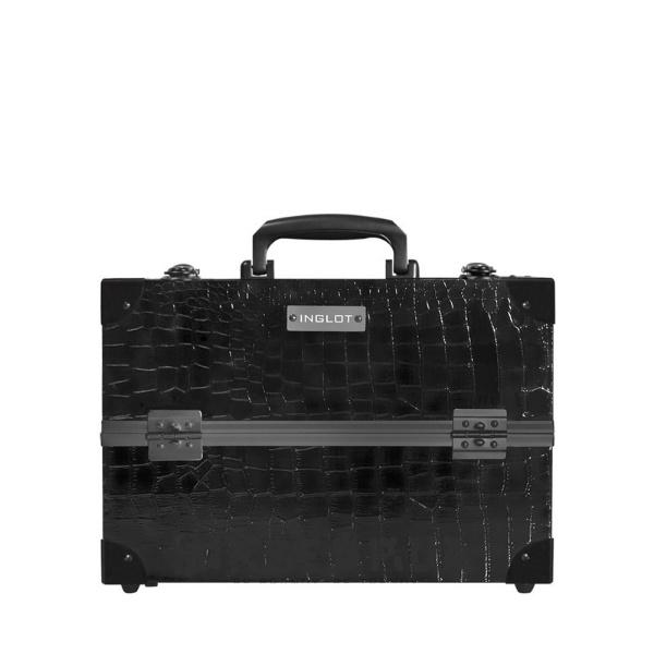 INGLOT Makeup Case Crocodile Leather Pattern Medium Kc-Pac01